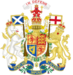 Royal arms (in Scotland)