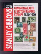 SG 2013 COMMONWEALTH  BRITISH EMPIRE STAMPS 1870-1970