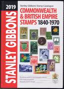 SG 2019 COMMONWEALTH  BRITISH EMPIRE STAMPS 1870-1970 PRODÁNO